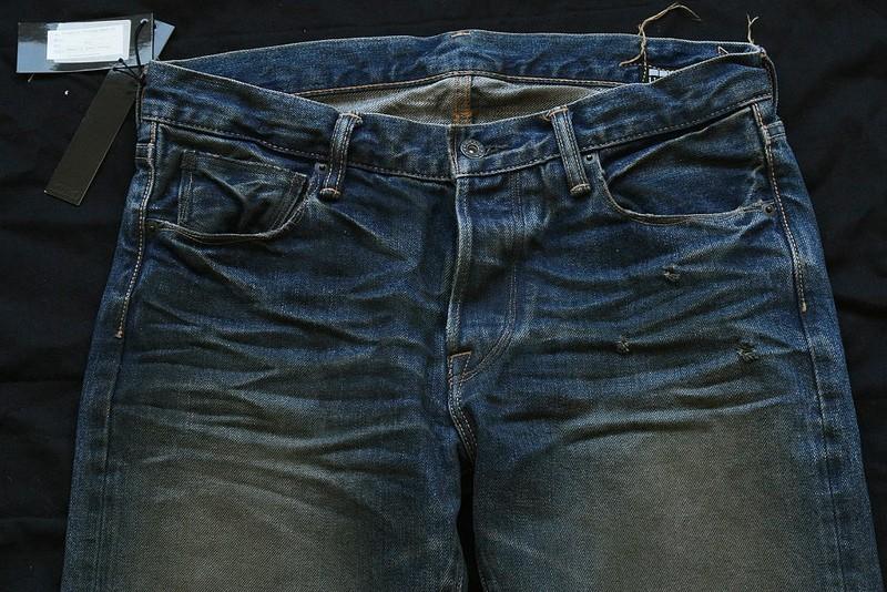 Denim - Pantalón De Mezclilla Kuro Precios de venta en línea Línea de despeje para el Footlocker Tienda de liquidación de envío gratis Barato Venta Original rVJkTL7