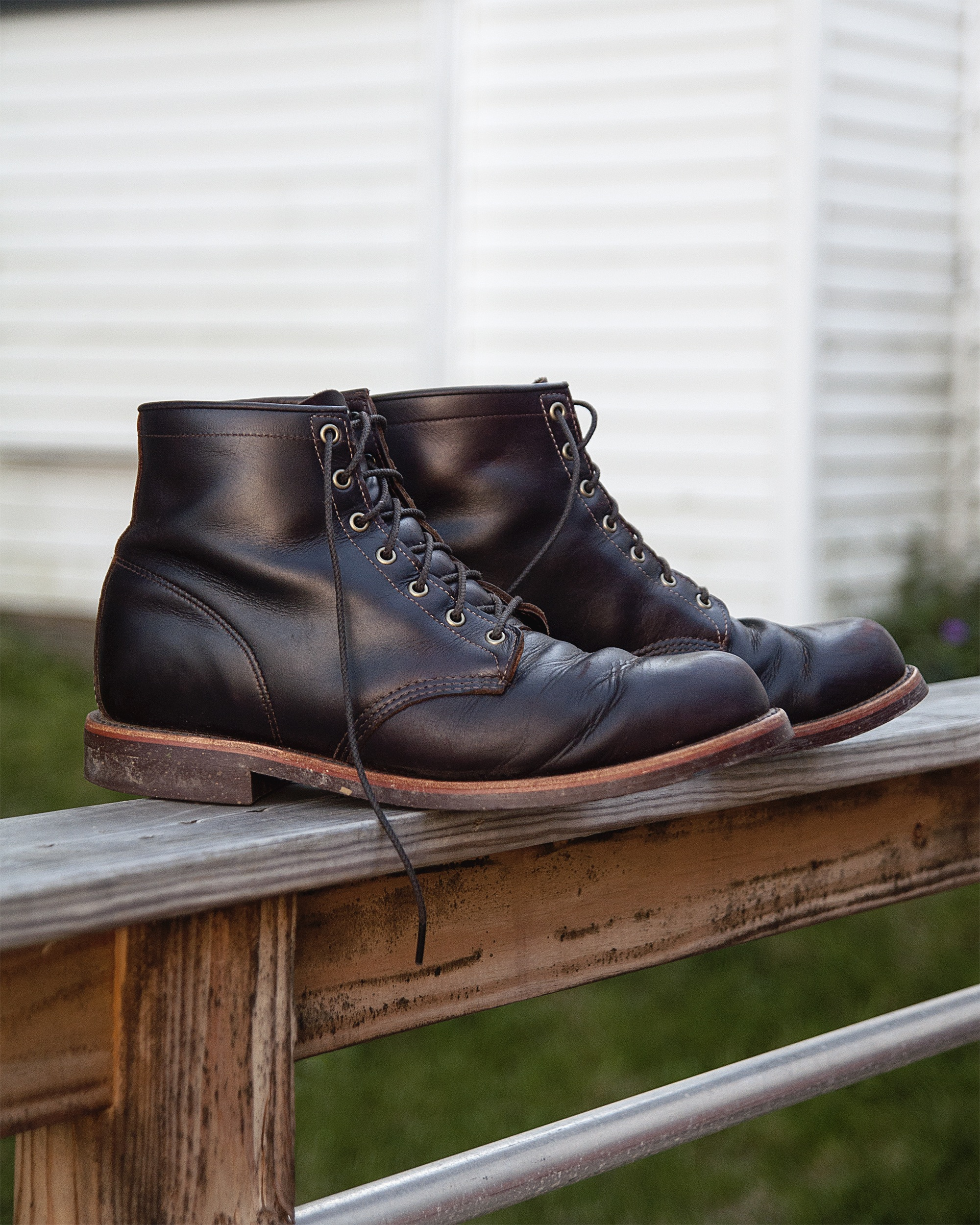 911760ae8f9 Calling all LLBean Katahdin Iron Works Boots owners | Page 77 ...
