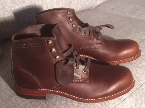 3f0fb8c6682 Wolverine 1000 Mile Boot Review | Page 523 | Styleforum