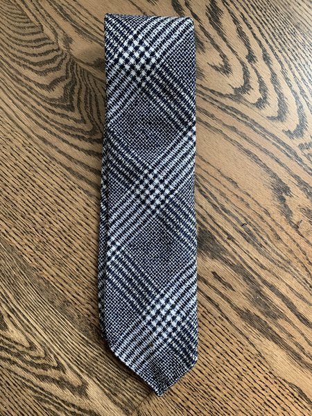0f728866e8e2 3)Beckett & Robb Navy Double Stripe Repp Silk Tie asking $75 shipped in the  CONUS now asking $45 shipped in the CONUS.