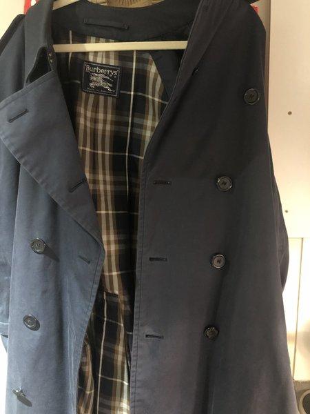 Vintage Burberry Trench Coat Styleforum, Vintage Burberry Trench Coat