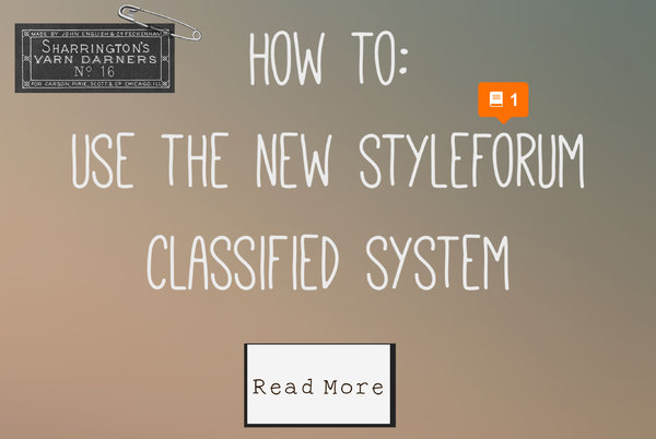How to Use the New Classified System