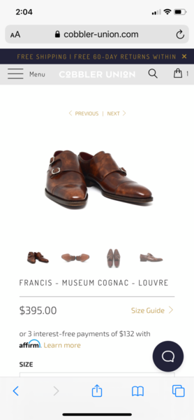 Cobbler Union Bespoke Inspired Small Batch Luxury Men S Shoes Official Affiliate Thread Styleforum