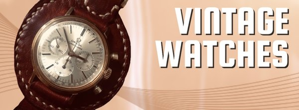 The Vintage Watch Thread