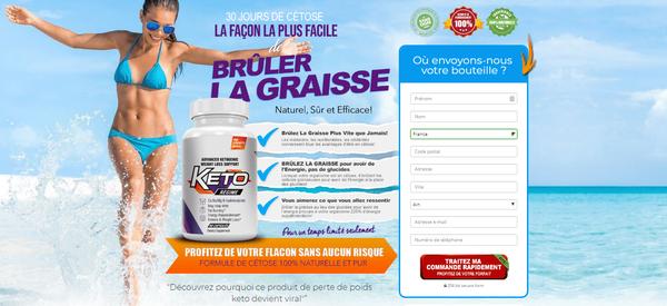 Regime Keto Avis (FR) Fat Burner, Pilules, prix, arnaque et où acheter