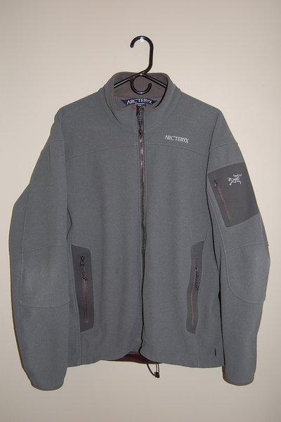 1b1591e0805 Arc'teryx maverick AR Polartec fleece jacket (size Large) | Styleforum