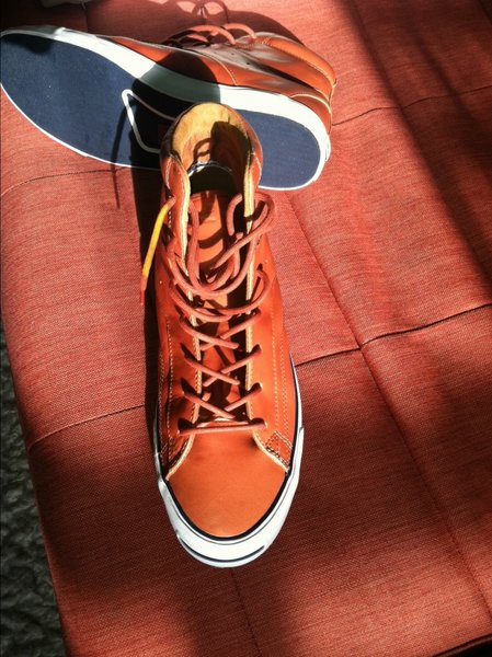 new products f06dc 0683d Converse  Jack Purcell - Race Around Hi  - Size 13 - Oak Brown White ...