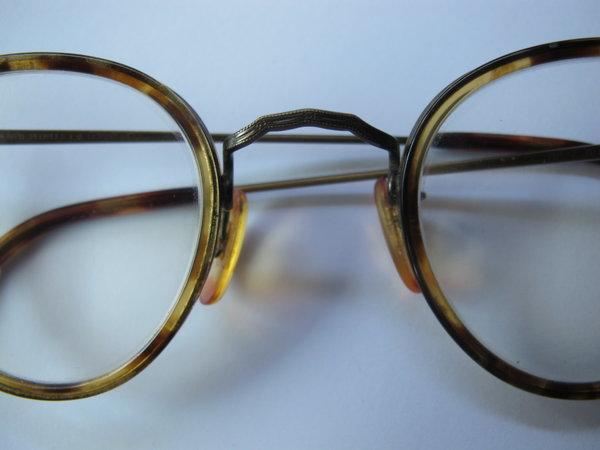 65e76607ba3 Rare Vintage Oliver Peoples LA Eyeglasses MP-2 404 AG Tortoise ...