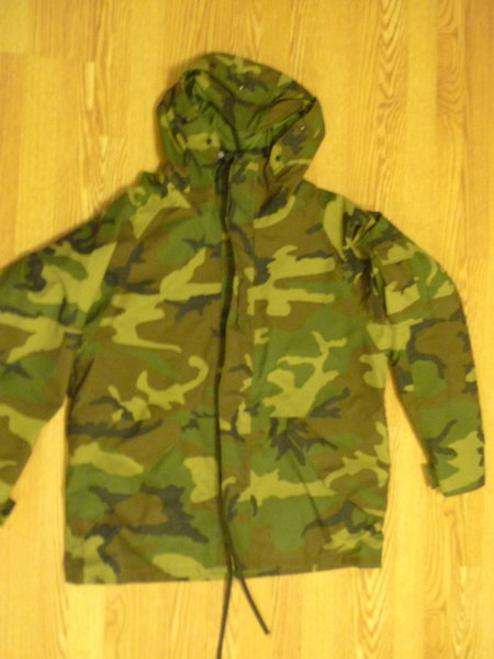 ff2d499706108 Tennessee Apparel Corp. Woodlands Camo ECWCS parka Large | Styleforum