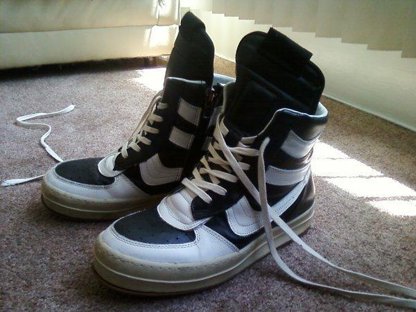 Replica Rick Owens Sneakers | Styleforum