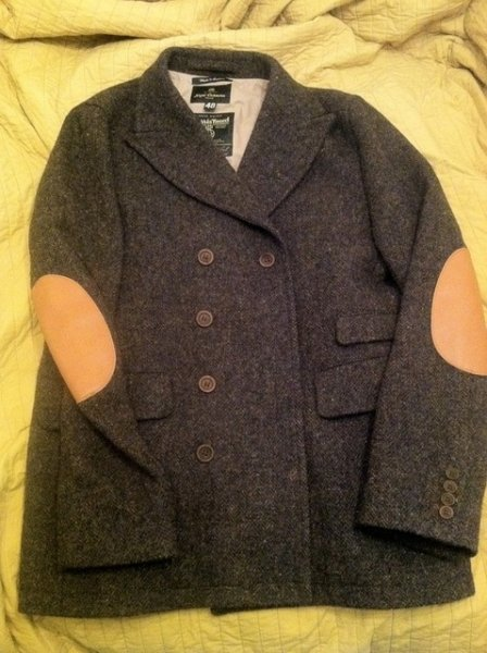 1b693f07ec8e Nigel Cabourn 1940s DB Harris Tweed Jacket