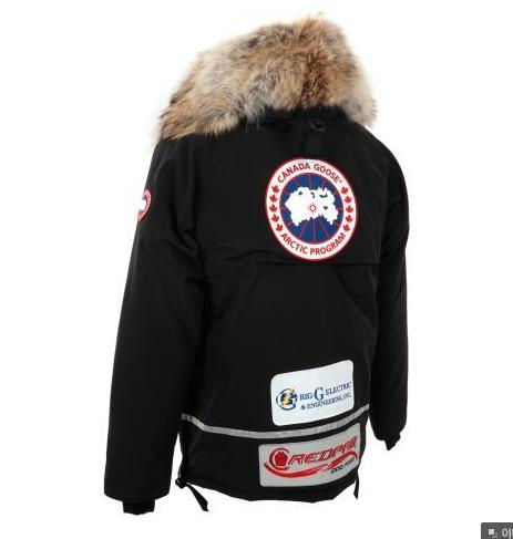 canada goose lance mackey parka jacket limited edition