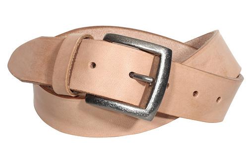 Image result for epaulet unfinished bridle leather belt\