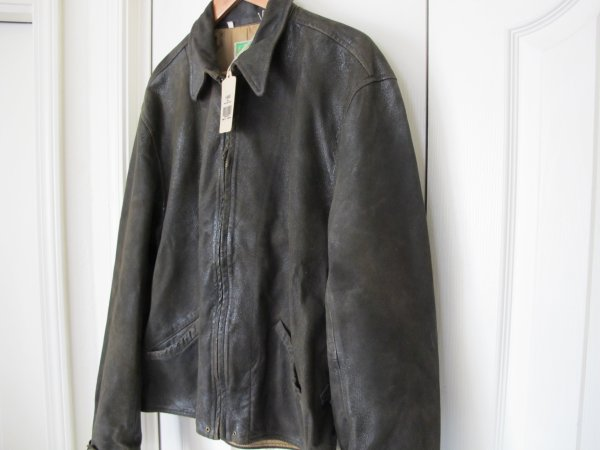 Levi's menlo jacket black