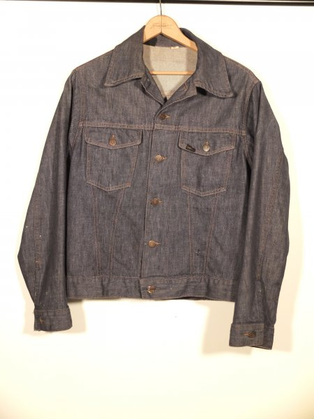 898381a9da Vintage 60 s 70 s Sears Roebuck denim jacket