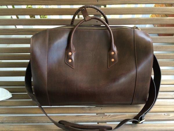 Satchel & Page Pilot's Bag | Styleforum