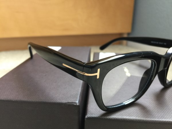f3be784c8572 NEW Tom Ford 5178 Black Classic Soft Square Optical Frame