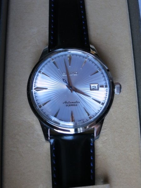 best sneakers f3c0e a4413 PRICE DROP Seiko Cocktail Time