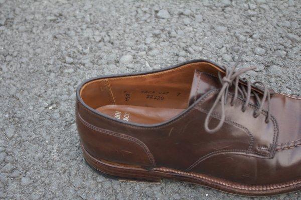 Shoes Split Toe Cigar Cordovan