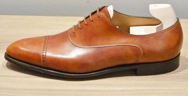 John Lobb Chigwell in New Gold Museum calf Leather 07.JPG