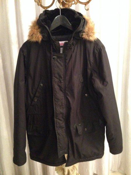 3b30fa39 Supreme N-3B Cotton Waxed Jacket MEDIUM size (Black) | Styleforum