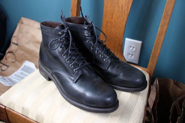 486d2a7d263 Wolverine Kilometer Boot Size 11 | Styleforum