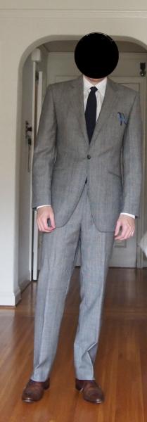 Austin Reed Cut By Richard James Pow Suit 38r Styleforum
