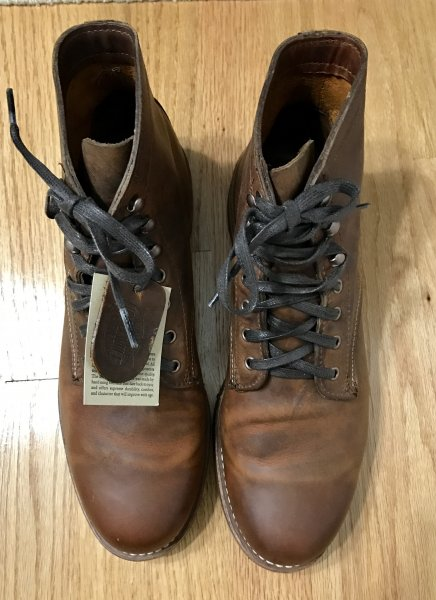449683be8ff Wolverine 1000 Mile Evans Boot Rust Brown size 10.5 | Styleforum