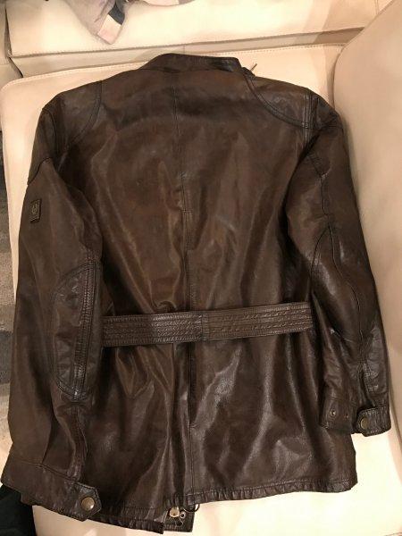 0d233d5c40 Belstaff Panther Jacket Black/Brown Color | Styleforum
