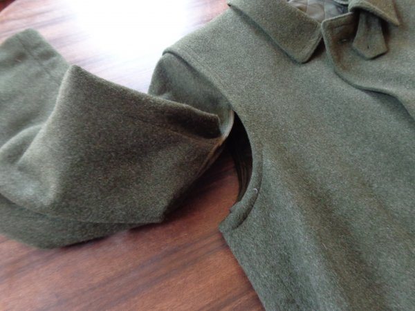 d79d8af87af GORGEOUS Loden Coat in