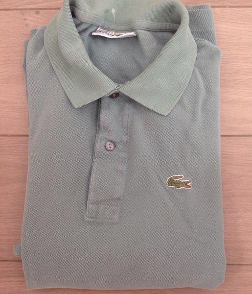 d06bad6f69b9 Real or fake vintage lacose shirt