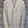 **FURTHER PRICE DROP** CARUSO FOR AL DUCA D'AOSTA SPORT COAT - SIZE 52