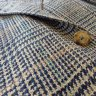 Princeton University Store Silk Glen Plaid Jacket. c. 40. Made in the USA. Just $25!