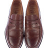 CHURCH's Brown Leather WESLEY Penny Loafers UK10