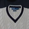 NWOT POLO RALPH LAUREN CRICKET SWEATER