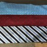 3 high end ties Lot- marienella, borrelli, Holliday and brown