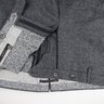 "SOLD! NWT PT01 ""Northern Lights"" Gray Flannel Wool Dress Pants EU56"