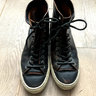 Buttero Tanino High Top Dark Brown Distressed Leather EU39