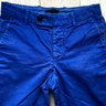 Electric Blue Unis Gio Chinos Size 29