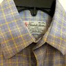 Vintage Turnbull & Asser Checked Shirt XS EU 44/ US 34