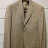 NEW Handmade Isaia triple patch pocket 40 R sportcoat. 120s wool