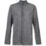SOLD❗️TRANSIT UOMO Grey Glen Plaid Wool Shirt Jacket Overshirt IT56/XXL