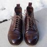 Alden x Leather Soul Jumper Boots #8 Shell Cordovan