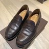 Goodyear-welted Split Toe Loafers for Union Imperial - US 8