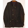 Like New Barbour Ashby Sylkoil waxed cotton Jacket Olive Large