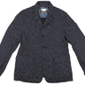 Engineered Garments Baker Jacket Navy Polka Dot, BNWT * DROP *