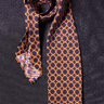 SOLD EXCEPTIONALLY RARE Calabrese of Naples Limited Edition 12-fold Silk Tie