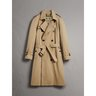 NWT BURBERRY WESTMINSTER TRENCH COAT 40R HONEY