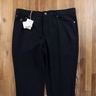 BRUNELLO CUCINELLI navy blue wool flannel trousers - Size 36 US / 52 EU - NWT