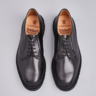 FOR SALE NEW TRICKERS DERBY PLAIN BLACK RRP 450GBP